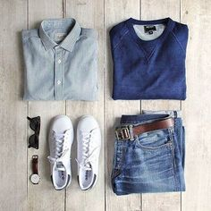 Men's Classic Outfits