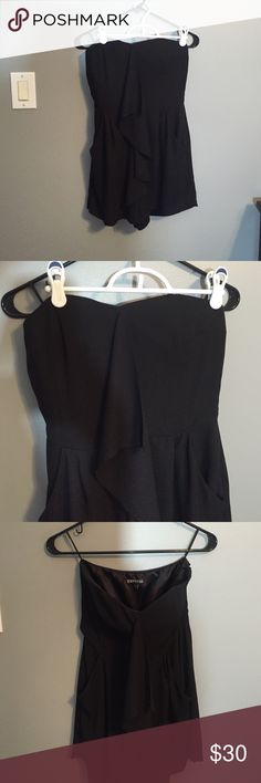 Strapless romper Size 2 Express Dresses