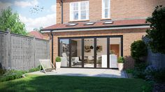 Warmcore Homes have protected over homes since find out more about our Aluminium Windows and Bi folding Doors & Residential doors House Extension Plans, House Extension Design, Extension Designs, Rear Extension, Extension Ideas, Orangery Extension, Bungalow Extensions, Garden Room Extensions, House Extensions