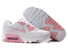 sports shoes a0937 36788 Factory Outlet 2014 New Nike Air Max 90 Womens Shoes Wholesale Scarlet  White air max lebron x low