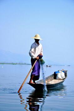 Le Lac Inle Birmanie