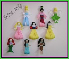 Disney princess clips