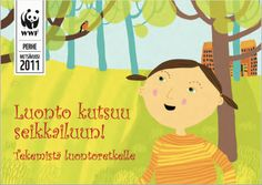 Luonto kutsuu seikkailuun – Tekemistä luontoretkelle | Kulttuurin Vuosikello Environmental Studies, Science, Early Childhood Education, Nature Crafts, Work Inspiration, Land Art, Little People, Kindergarten, Preschool