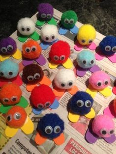 Quiet Critters sit on desks of students who are working quietly, but they…
