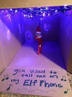 Hot line bling Elf