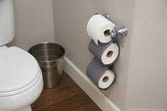 Resultado de imagem para porta papel higienico