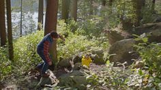 """This is """"Marmot - fall in love with the outside by Electric Theatre Collective on Vimeo, the home for high quality videos and the people who… Falling In Love, Hiking Boots, Theatre, The Outsiders, Electric, Travel, Viajes, Trips, Infatuation"""