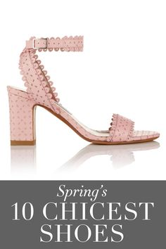 Spring's best sandals- shop them all here.