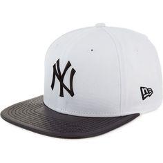New Era 9FIFTY Prime New York Yankees snapback cap ( 41) ❤ liked on Polyvore 93367e544c87