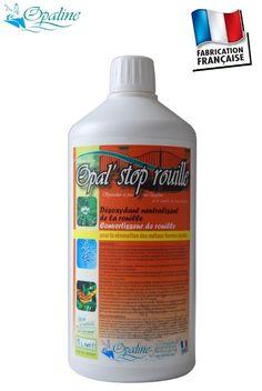 Produit anti rouille , convertisseur de rouille pour métaux ferreux - OPAL STOP ROUILLE