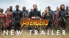 Marvel Studios' Avengers: Infinity War - Official Trailer - YouTube