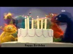 Mit dieser Geburtstagsblume gratulieren wir dir zum Geburtstag - YouTube