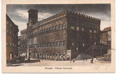 Italy - Perugia - Palazzo Comunale