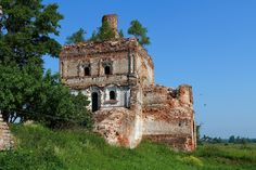 God-forsaken: Abandoned churches and cathedrals of Russia - 14 / Church of the Ascension. Tver Oblast