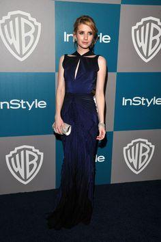 Emma Roberts Style Profile Zac Posen