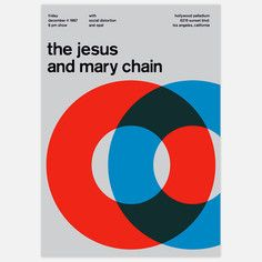 The Jesus and Mary Chain, 1987, £27, now featured on Fab.