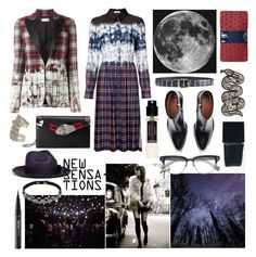 """""""secret moonlight"""" by nothingisnormal ❤ liked on Polyvore featuring Faith Connexion, Altuzarra, Gucci, Gap, Marni, Witchery, Frédéric Malle, Sensi Studio, Dolce&Gabbana and Manokhi"""