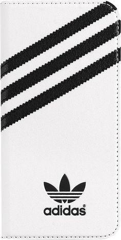 Adidas Basics Booklet Case für Apple iPhone 6 bluebird/white...