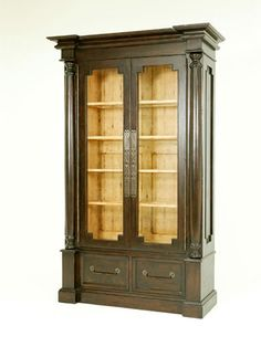 9256 COLLECTOR'S CABINET