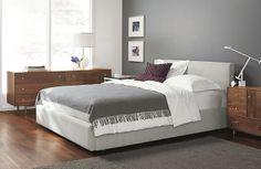Wyatt Bed - Beds - Bedroom - Room & Board