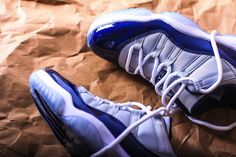Air Jordan 11 Low Georgetown - Sneaker Bar Detroit