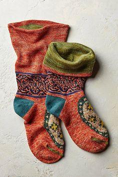 Kapital Bell Socks from Anthropologie - $48.00