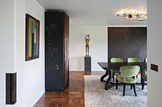 ontwerp: Isabelle Onraet — uitvoering Devaere interieur