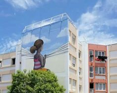Unbelievable StreetArt By Artist Julian Malland Aka Seth Globepainter