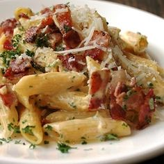 For those of us who don't have personal chefs ready to wow us with new and exotic foods every night, these stunningly easy pasta dishes are a lifesaver. You can fix them up on the quick no matter how big or small the crowd, use up all those leftover vegetables in your house, and enjoy an incredibly satisfying meal to boot. Spend more time enjoying