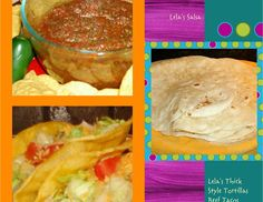 My Family Mexican Dishes Blog
