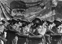 The UNITA rebels Angola Civil War 1975-2002