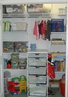 Great organization tips for your apartment!