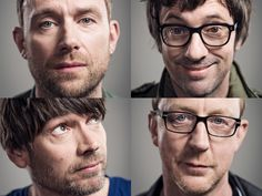 Blur photographed by Shamil Tanna