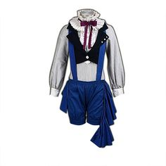 Kuroshitsuji(Black Butler) Cosplay Costume - Ciel Phantomhive 2nd XXX-Large * Be sure to check out this awesome product.