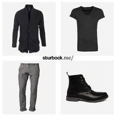 Seperate the men from the boys! Hier entdecken und shoppen: http://www.sturbock.me/guide/