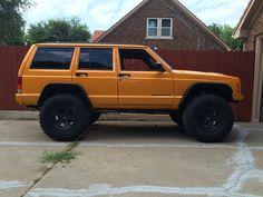 "3.5"" lift & 305/70R17 - XJ Lift/Tire Setup thread - Page 59 - Jeep Cherokee Forum"