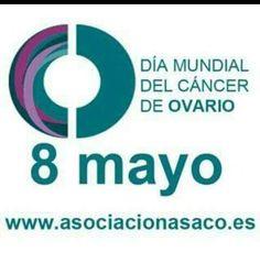 Dia Mundial del cáncer de ovarios