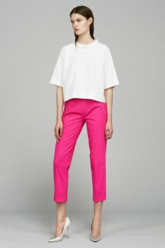 powerful in pink   Resort 2014 Collection Slideshow on Style.com