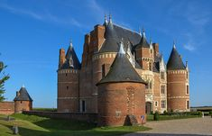 Chateau--de-Martainville. (Seine Maritime)
