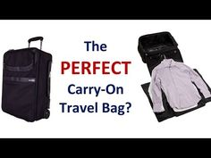 How To Buy The Perfect Carry-On Bag | Business Luggage Buying Guide | Travel Carryon Bags