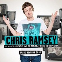 CHRIS RAMSEY is The Most Dangerous Man on Saturday Morning Television with 2014 UK tour. Lengthy jaunt will follow his successful 'Feeling Lucky' shows. Tickets priced from £16.50 --> http://www.allgigs.co.uk/view/article/6404/Chris_Ramsey_Is_The_Most_Dangerous_Man_On_Saturday_Morning_Television_With_2014_UK_Tour.html