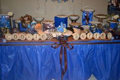 Cookie Monster Birthday Party Ideas | Photo 1 of 29 | Catch My Party