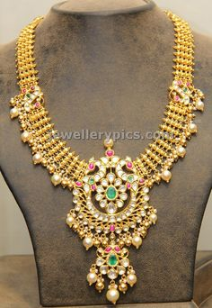 Indian Jewellery Designs - Page 2 of 1785 - Latest Indian Jewellery Designs 2020 ~ 22 Carat Gold Jewellery one gram gold Indian Jewellery Design, Latest Jewellery, Indian Jewelry, Jewelry Design, Antique Jewellery, Diamond Jewellery, Ethnic Jewelry, Silver Jewellery, Silver Rings