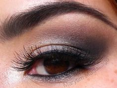 Classic Smokey Eye using NAKED2, tutorial on my blog :)