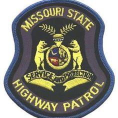 AMC Javelin 401 Police Car   Alabama Highway Patrol Decal