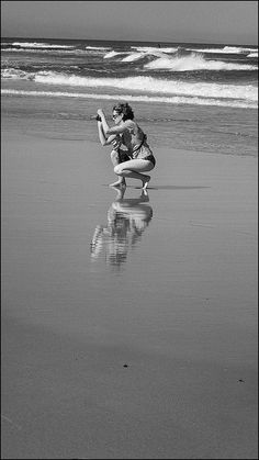 Perfectly Poised Photographer Produces Perfect Pictures by Mikec77, via Flickr