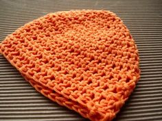crochet baby hat patterns - Google Search