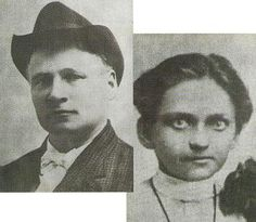 *TITANIC ~ Two Finnish passengers, who perished in the sinking of the Titanic, were Mr. William (William and Anna) Lahtinen, pictured above. William Lahtinen was a Finnish Apostolic Lutheran minister in Cokato, Minnesota. Real Titanic, Titanic Sinking, Titanic Ship, Titanic History, Titanic Information, Original Titanic, Titanic Artifacts, A Night To Remember, Modern History