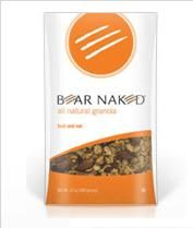 Free Bear Naked Cereal Sample