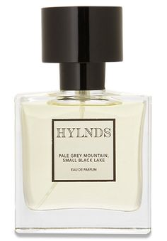 HYLNDS - Pale Grey Mountain,  Small Black Lake  Eau de Parfum by  D.S. & Durga